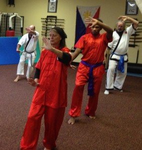Tai Chi Chuan at the Easton Martial Arts Center