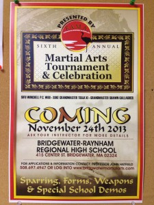 6th Annual Martial Arts Tournament & Celebration